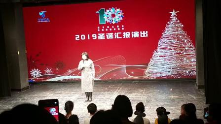 朗诵《我的祖国是中国》