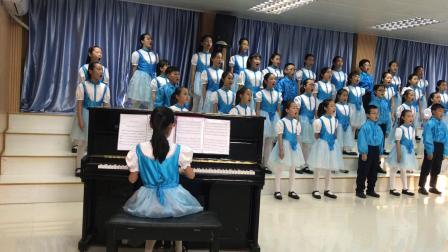 《Dona Nobis Pacem》-美莲小学合唱团-钢琴伴奏Pony