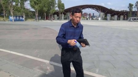 广西省南宁市园博园风光----游客服务中心、罗汉松、沈阳、等展园20191216