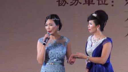2.粤曲:《梦会太湖》~万江大汾广场