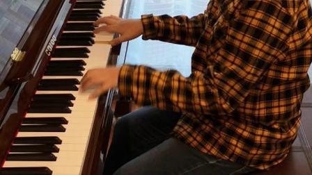 许海冉演奏钢琴曲《致爱丽丝》