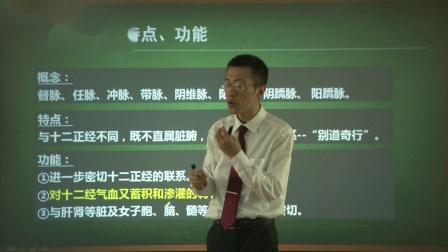 【确有专长培训】中医基础理论-第09单元-经络-刘郝钦03