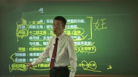【确有专长培训】中医基础理论-第09单元-经络-刘郝钦04
