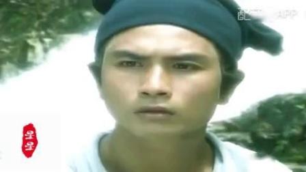 電視劇《昆仑奴》片段″采臣饰:摩勒/曌褟饰:张颖。