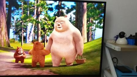 熊出没:熊大害怕家坊,肚子疼,君然是装病