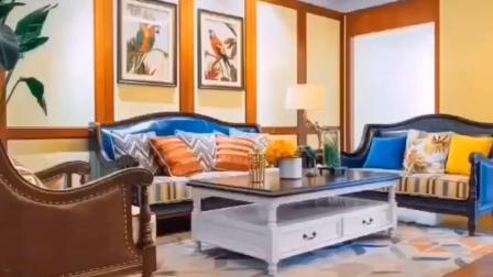 全包圆一站式家装:含设计+施工+建材+家具+灯具+窗帘