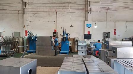 专业生产自动化手工水槽设备,不锈钢手工盆自动焊接设备,平面打磨拉丝机,水池四边角内外打磨机,欢迎咨询