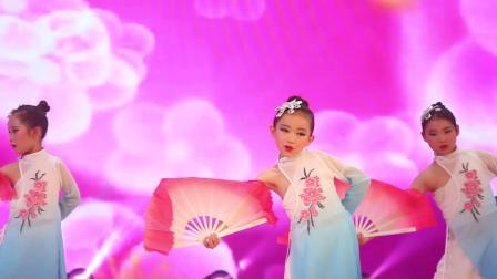 银河之星2020少儿艺术盛典榆林选区 选送单位:娜之舞艺术培训中心《桃花红》