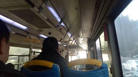 宁波公交集团387路骆驼中心站→吾悦广场金旅客车 387开往镇海客运中心