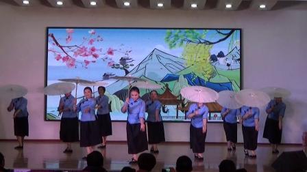 古典舞:送别(来安县青少年艺术培训中心)