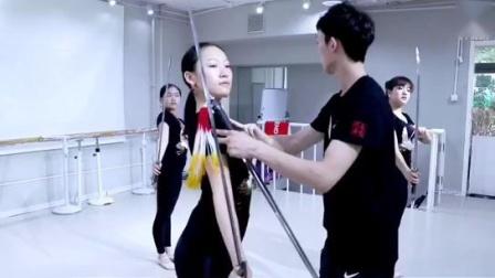 逍遥舞境-剑技组合-随堂拍摄