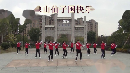 邵东跳跳乐第16套健身操第8节