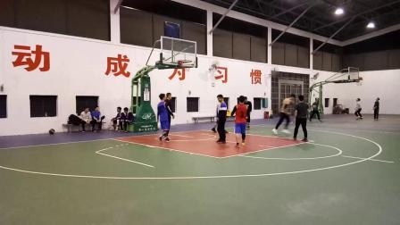 河池学院篮球比赛