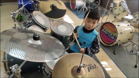 蓬莱架子鼓  《加州旅馆》  赵紫豪  于老师权威架子鼓教学  课堂激情演奏!