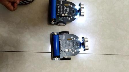 自制Microbit图形化编程小车