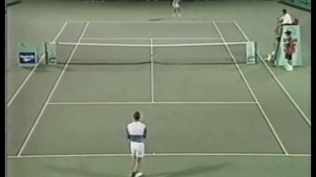 【自制HL】伊万尼塞维奇VS科斯塔 1996年迪拜决赛