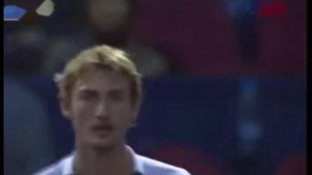 【自制HL】费雷罗VS诺瓦克 2002年上海大师杯小组赛