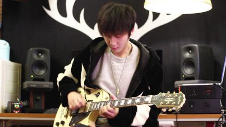 【电吉他】亡灵序曲 魔兽世界 米萧&RK 合作Solo
