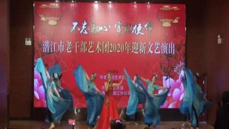 歌舞《我和我的祖国》潜江市老干部艺术团演出 表演:万萍喜等