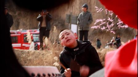 《子洲少年潘建岭,小鼓声震大陕北,榆林大年唢呐擂台赛纪实》甜酒视界编辑