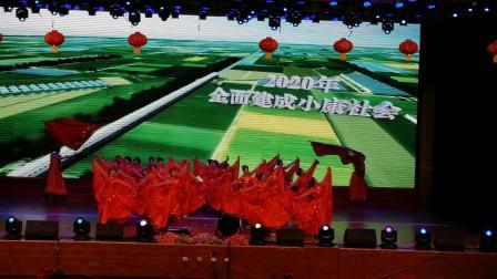 和硕县龙驹社区舞蹈,走进新时代。