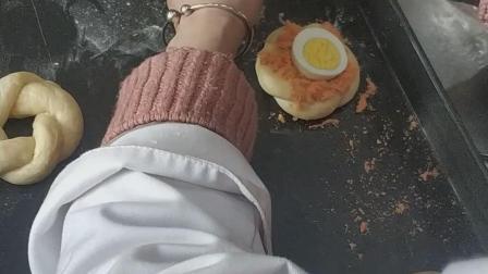 早餐面包  肉松包  1
