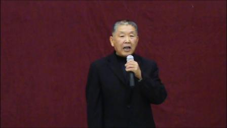 禹城市京剧票友协会第四届年会暨2020庆元旦演唱会【五】