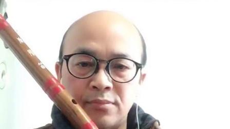 《秋霞》演奏:徐仁健(大G2竹笛)