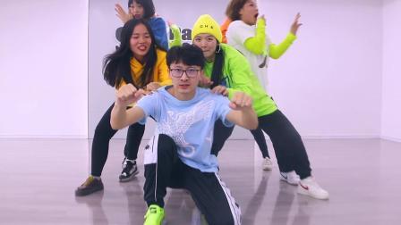 可复制化教学 编舞展示 萨瓦迪卡