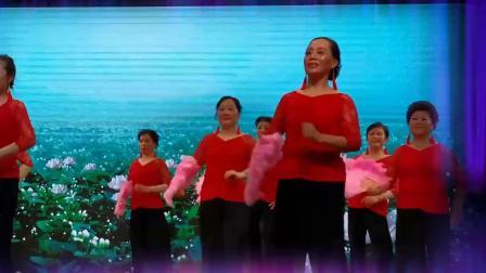 舞蹈《夜来香》久春馨声舞蹈队演出