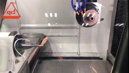 千岛机械 QD520五轴数控工具磨床操作视频