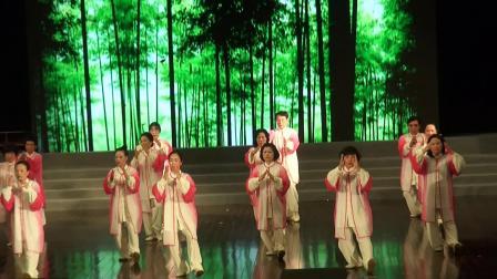 06健身气功大舞 太极二班 陈庆 摄