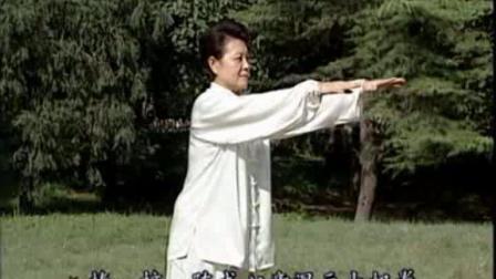 陈式心意混元太极拳24式冯志强教学-01_1