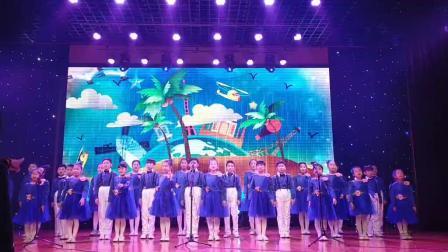 少儿合唱《你笑起来真好看》尧都区群艺馆少儿合唱班 20191230临汾市时代风华演艺厅