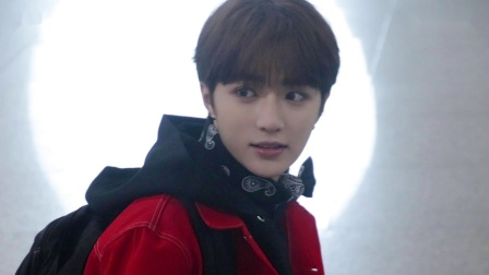 [T:TIME] 'Introduction Film' shooting #5 BEOMGYU - TXT
