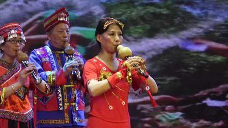 葫芦丝演奏《柳江遗梦》演出团队 三友情丝叶