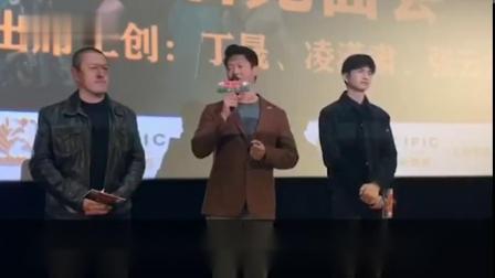 凌潇肃张云龙成都宣传特警队 直言训练强度非常大 via红星视频