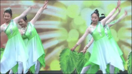 四川乐至县2020年春节联欢晚会选拔节目《黎乡笠影》