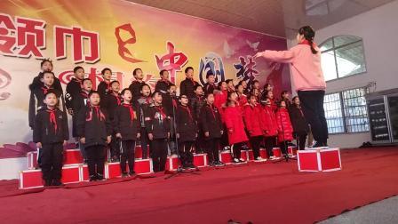 2020唱红歌迎新年大合唱比赛137班表演