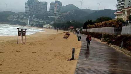 南澳到青澳海滩,马骏宇拍摄。