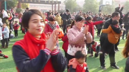 视频:通许县育英幼儿园庆元旦大型亲子活动