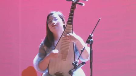 9-琵琶独奏《送我一朵玫瑰花》-演奏者-王雅丹-2020玲珑坊民乐工作室新年音乐会