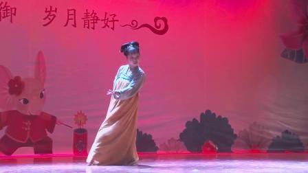 11-独舞《清平乐》-表演者-孙蒙-2020玲珑坊民乐工作室新年音乐会