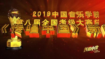 传唱中国 中国音乐学院第八届考级大赛   林禹玎
