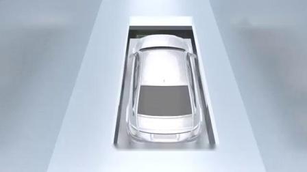 立体车库视频:巷道堆垛类停车设备动画
