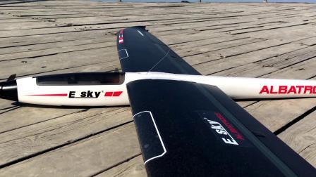 享受飞行 - ESKY·信天翁滑翔机