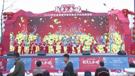 《中国报道》播出视频:四川乐至县2020年春晚选拔节目《妞啊扭》