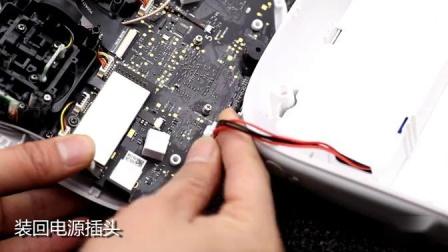 大疆小悟Inspire 1改装增程天线(千里眼AP-7)改装教程