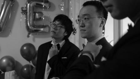 2020.1.2铂爵夫人&八喜映像|婚礼快剪