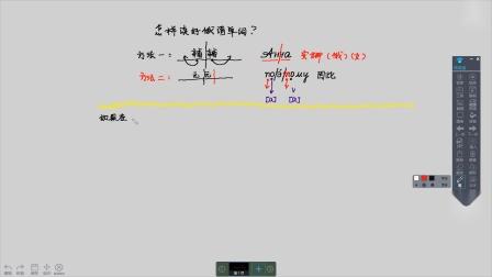 【外研社人教版初中俄语七年级】1.5 怎样读好俄语单词